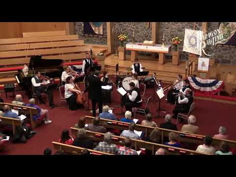 Paragon Ragtime Orchestra -  The Cascades - Scott Joplin