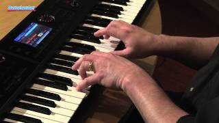 Roland FA-06 & FA-08 Keyboard Workstation Demo by Daniel Fisher - Sweetwater Sound