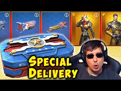 SPECIAL DERY Crates Opening - How Much Is 5K Coins? War Robots WR