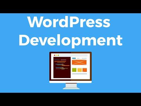 WordPress Development – Create WordPress Themes and Plugins Tutorial