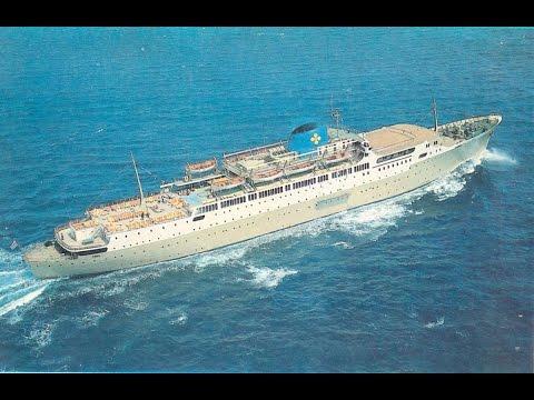 S.S. Oceanos - Last Voyage