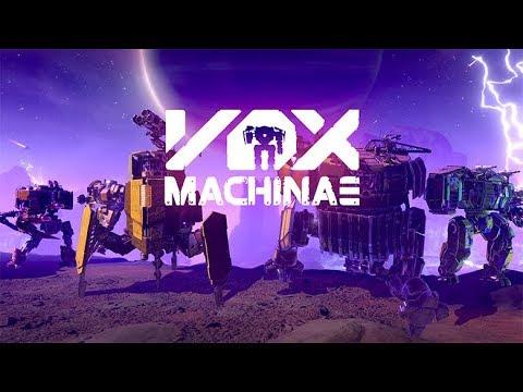 Vox Machinae: Coming Soon | Oculus Rift