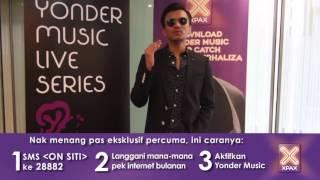 Saksikan Faizal Tahir secara LIVE bersama Dato' Siti Nurhaliza!