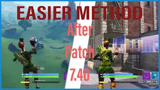 *Outdated* HOW TO GET TO THE MAIN ISLAND EASILY IN FORTNITE CREATIVE!! AFTER PATCH 7.40. PS4/XBOX/PC