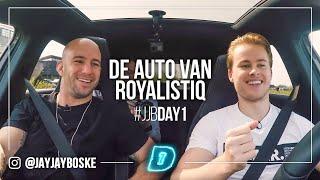 """Royalistiq """"'Door FORTNITE is het ONTPLOFT!""""  // DAY1 De Auto Van.."""