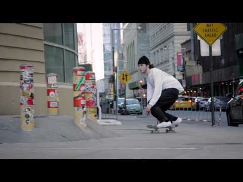 HUF Footwear Commercial #053 // Dick Rizzo