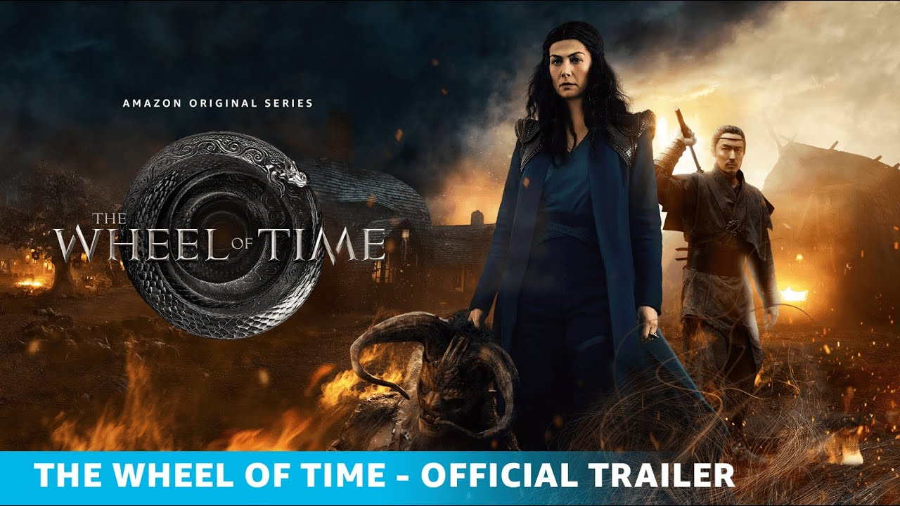 Download The Wheel of Time   Official Trailer   Amazon Originals