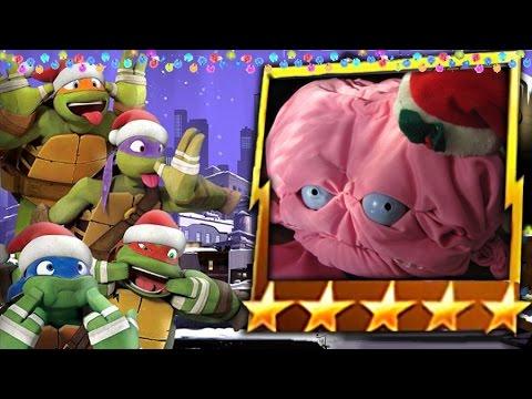 Ninja Turtles in Christmas Trans-Dimensional / Teenage Mutant Ninja Turtles: Legends playthrough