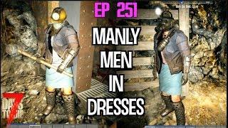 7D2D   Manly Men In Dresses   251