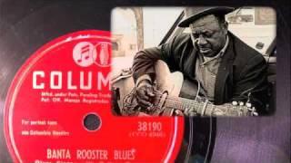"Banta Rooster Blues - ""Big"" Joe Williams"
