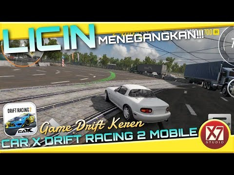 CAR X DRIFT RACING 2 MOBILE - LICIN MENEGANGKAN - INDONESIA - 동영상