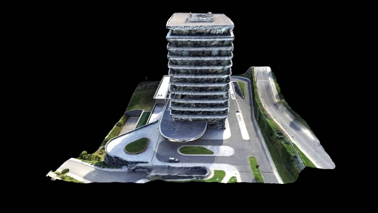 Photogrammetry 3D model building