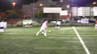 SVEZIA 5 vs BRASILE 3  // IV GIORNATA - IV MONDIALE LEGA YABEMI CALCIO A8 :: Passion For Football