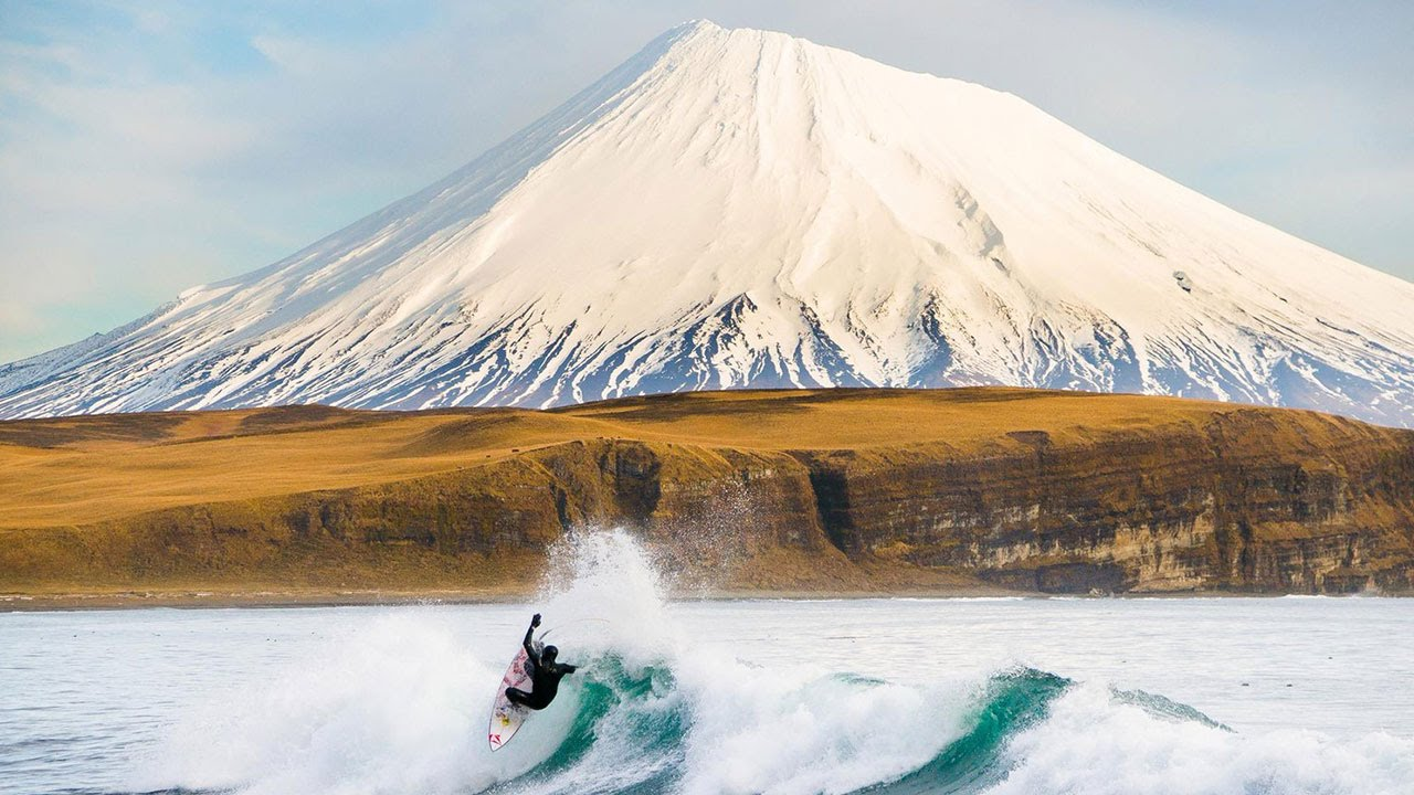 Explore Breathtaking Surf Spots Through Ben Weiland's Lens | Reel Life