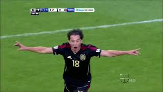 TOP TEN MEXICO GOALS ALL TIME (BANGER GOALS)