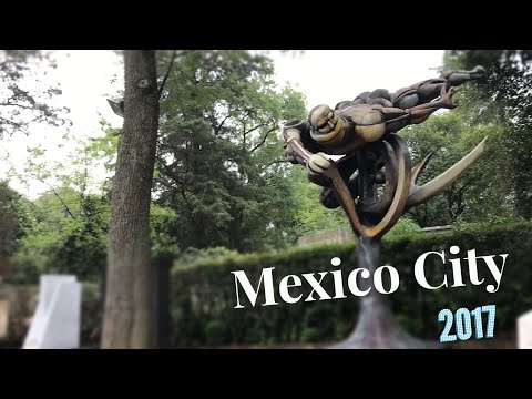 Mexico City: The City Of Culture