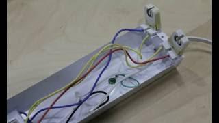 StarLED T8 / T12  Ballast Bypass Instruction for LED G13 Bi-Pin Tube Light