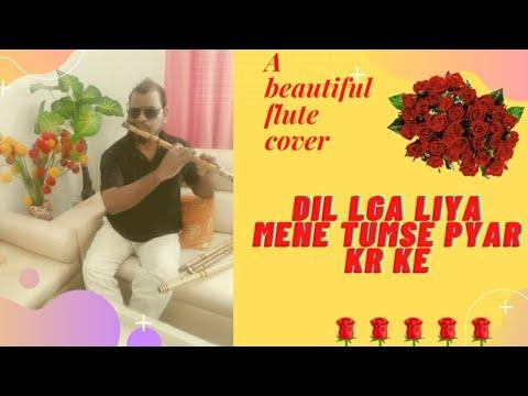 Dil laga liya flute cover song by Habib khan