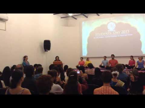 Yoga ICC - São Paulo - Brazil - 1 - STUDENTS' DAY 2015