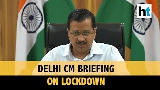 'Can feed 4 lakh people': Arvind Kejriwal urges all to support lockdown