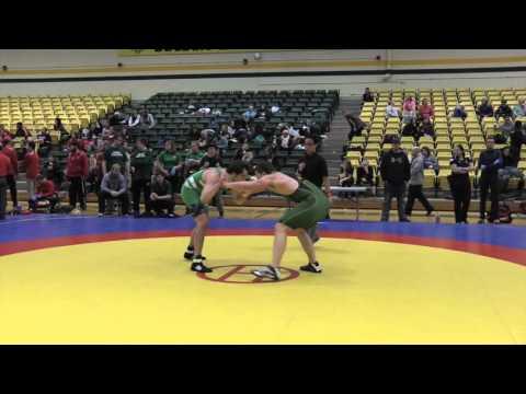 2016 Golden Bear Open: 100 kg Samson Abbott vs. Everett Bell