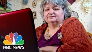 Woman Who Lost Her Life Savings Sues Over Casino-Style Smartphone App | NBC News NOW