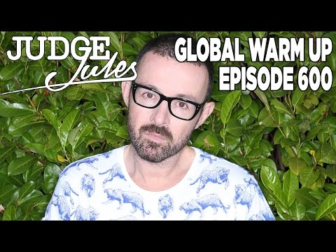 JUDGE JULES PRESENTS THE GLOBAL WARM UP EPISODE 600