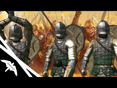 Martells Invade The Starks!- Mount & Blade Persistent World