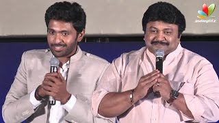 Vikram Prabhu fulfilled my wish of doing a Army man role : Prabhu | Wagah Audio Launch