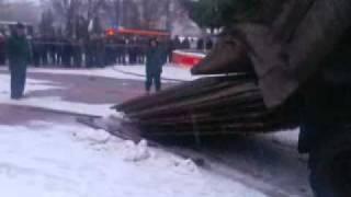 Трагедия в центре Брянска 2