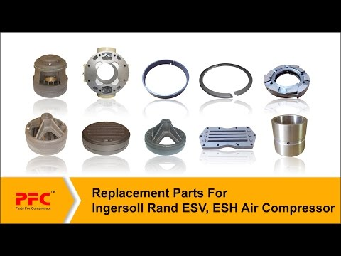 Replacement Parts For IR ESV, ESH, PHE, IHE, XLE Air Compressor  PFC – Parts For Compressor™