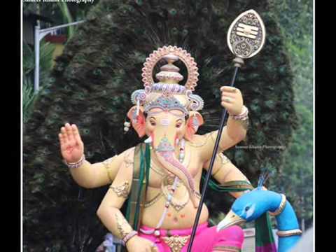 Gajanana Gajanana Parvati Nandan Gajanana By Harshil Narnavre