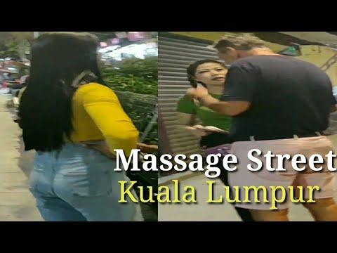AWESOME!! SPA Massage/Massage Street in Kuala Lumpur, Malaysia