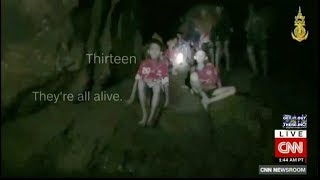 The Story Of Thailand Soccer Team Cave Rescue