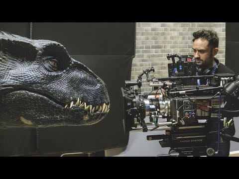 Go Behind The Scenes on JURASSIC WORLD FALLEN KINGDOM - Movie B-Roll, Trailers & Clips