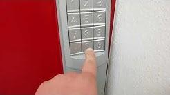Schindler Mobile Aufzug - In einem Parkhaus am Großen Kurhaus - Bad Füssing