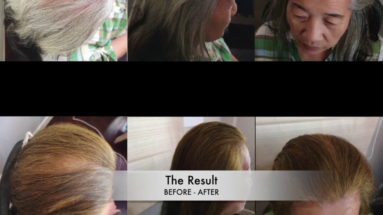 Magic Root - New Hair Color Nutriv Mask System