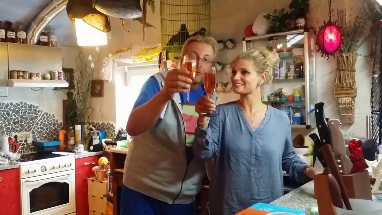 Taunus Thomas u. Chrissi Bewerbung für die Küche Rockt TV-Show-Wir ...