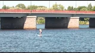 Серфинг с Веслом в Выборге