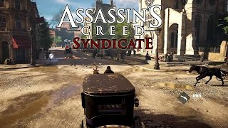 Assassin's Creed Syndicate (PS4) - Bounty Hunt Kidnap Gameplay @ 1080p HD ✔
