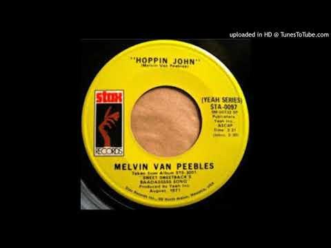 MELVIN VAN PEEBLES - HOPPIN' JOHN