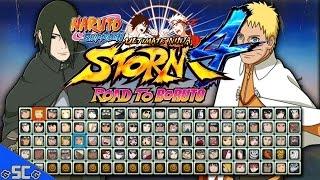 Naruto Character Roster Rant / Discussion | NARUTO Shippuden Ultimate Ninja STORM 4 + Road To Boruto