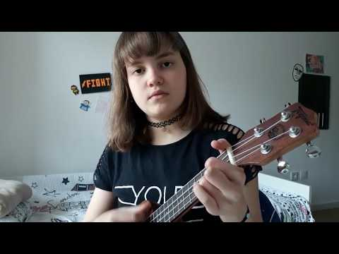 Milk And Cookies - Melanie Martinez |🍪| Ukulele cover By Bea Vicentini