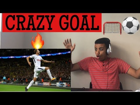 Tottenham vs Dortmund 3-1 - All Goals & Highlights - Champions League 13/09/2017 HD - Reaction