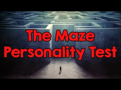 personality test like the cube