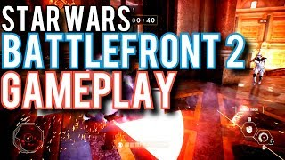 STAR WARS BATTLEFRONT 2 GAMEPLAY – ULTRA SETTINGS!