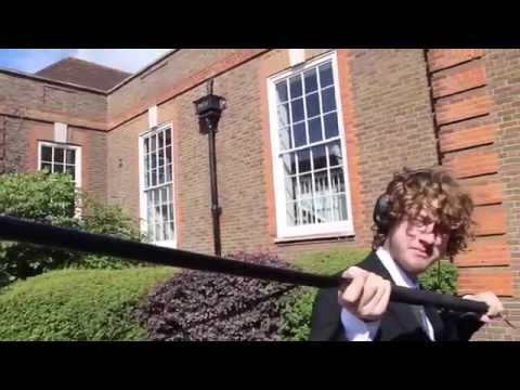 Ravensbourne School media department clip
