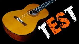 Guitarra Clásica Yamaha CG 142 Test por Jesús Amaya...