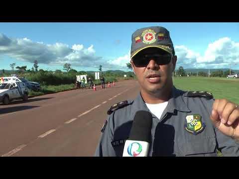 X Comando Regional de Polícia Militar do Araguaia realiza mega operação em combate a criminalidade