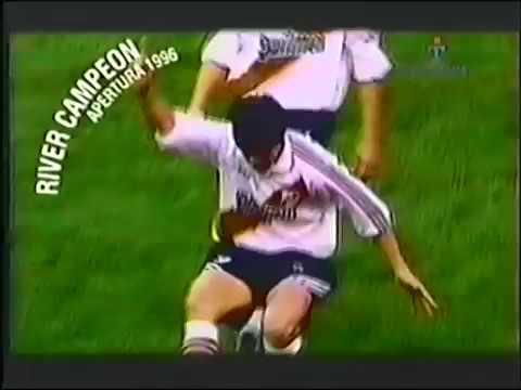 River Plate campeón 1996